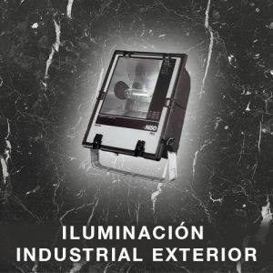 Iluminación Industrial Exterior